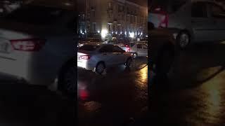 Авария на Садовой/ Будённовском 9.2.2018 Ростов-на-Дону Главный