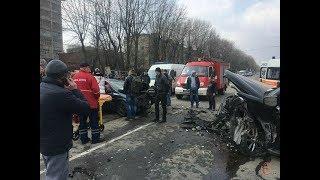 ДТП – зіткнулися «Opel» та «Lexus» / Хмельницький / 27.03.2018