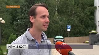Иностранные журналисты из 9 стран приехали в Железноводск