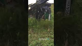 Серьёзная авария произошла на трассе Мамонтово – Романово