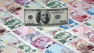 Турецкая лира обновила минимум