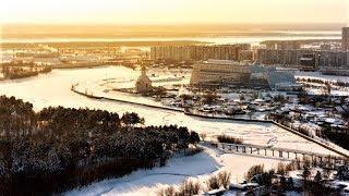 Сургут вошёл в 10 лучших городов для жизни