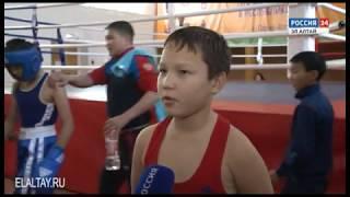 Турнир по боксу среди юниоров прошел в Горно-Алтайске