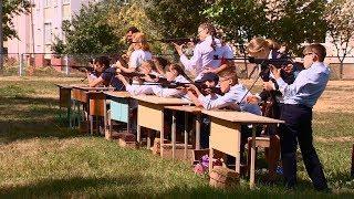Около 250 пензенских школьников проверили свою меткость в стрельбе