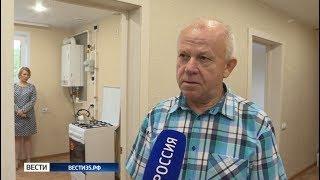 В Соколе построили новый газопровод