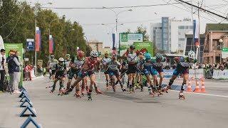 В Ханты-Мансийске завершился этап Кубка мира по лыжероллерам