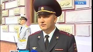 Мемориальную доску руководителю первого вуза МВД Восточной Сибири открыли в Иркутске