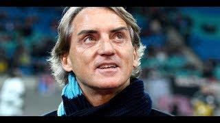 Italian federation details talks with Roberto Mancini