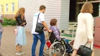 Изучение маршрутов маломобильных граждан