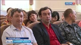 В Преградной прошло совещание на тему профилактики терроризма и экстремизма