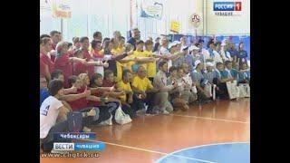 В Чебоксарах определили победителя соревнований «На волне здоровья»