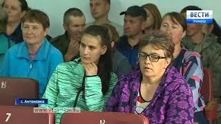 Жители села Антоновка просят восстановить сгоревшую школу — чиновники не дают добро