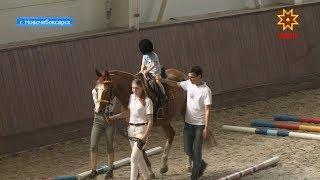 В Новочебоксарске прошел фестиваль конного спорта