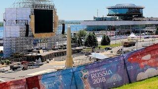 Больше, чем футбол. Как Россия готовится к Чемпионату мира