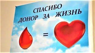 Кровные узы - как сотня литров крови сургутянки спасла многие жизни