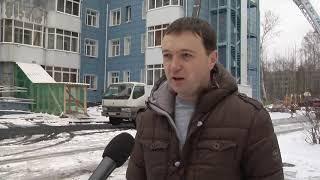 Жители сгоревшего в Академгородке дома смогут встретить Новый год в своём жилье
