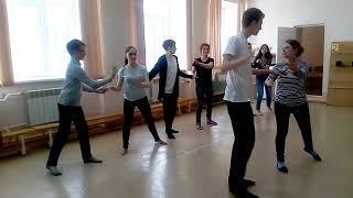 Репетиции вальса Победы начались в Хабаровске