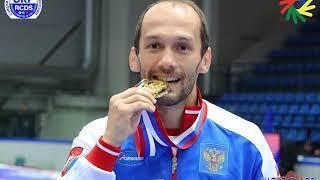 Чемпион мира по греко-римской борьбе