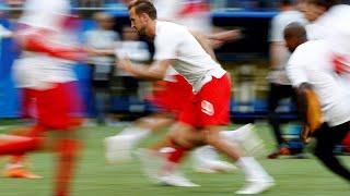 Англия вышла в полуфинал Чемпионата мира по футболу