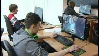 В Югорске прошёл первый турнир по киберспорту