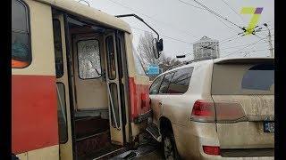 ДТП на Фонтанской дороге в Одессе