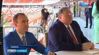 Владимир Путин провел заседание наблюдательного совета организационного комитета «Россия 2018» с уча