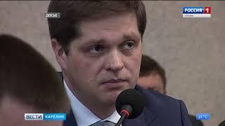 Заседание в Петрозаводском суде по делу бывшего чиновника