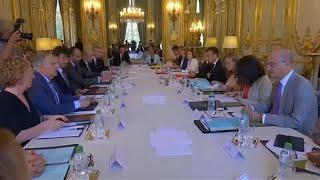 Замены в правительстве Франции