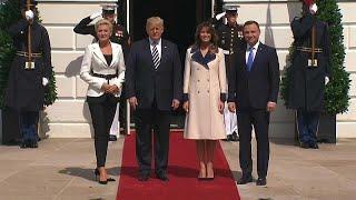 """""""Форт Трамп"""" скоро в Польше?"""