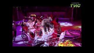 Медведи - наездники и лошади - акробаты. Цирк Гии Эрадзе приехал с гастролями в Самару