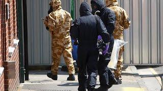 Расследование отравления в Эймсбери