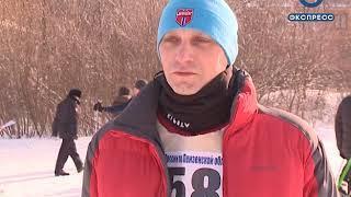 В Пензе сотрудники органов внутренних дел вышли на лыжню