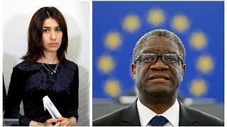Нобелевская премия Мира: хирург Дени Муквеге, правозащитница Надя Мурат…