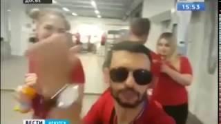 Иркутск вошел в пятёрку российских городов по числу болельщиков на чемпионате мира по футболу
