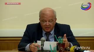 Анатолий Карибов провел заседание санитарно-противоэпидемической комиссии