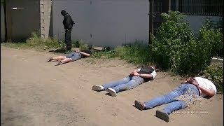 В Волгоградской области задержаны подозреваемые в вымогательстве денег у дальнобойщиков