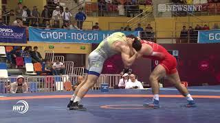 Дагестанские борцы выиграли 5 золотых медалей на турнире памяти Али Алиева