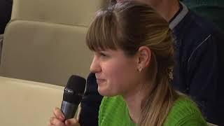 Первый крымский космонавт встретился с молодёжью