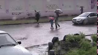 Экстренное предупреждение: в Ярославле ожидаются дожди и сильный шквалистый ветер