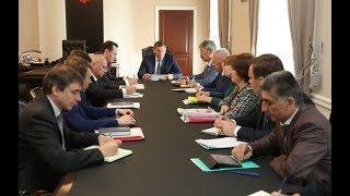 Приоритетные проекты Волгоградской области получили поддержку федерального центра