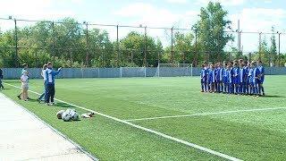 В Волжском стартовало первенство России по футболу