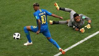 Бразилия - Коста-Рика 2:0