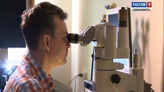 «Космос под микроскопом»: очерк о новосибирском микроминиатюристе Владимире Анискине