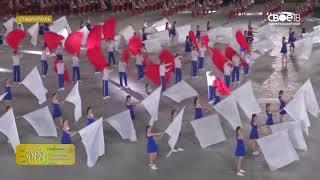 Церемония открытия Студвесны 15 05 2018