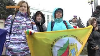Ставропольские школьники и гости из Санкт-Петербурга покорили вершину Бештау