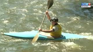 Более 200 спортсменов из 16 регионов России  состязались на реке Сема