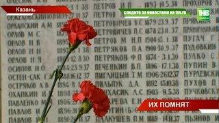 В России вспоминают жертв политических репрессий | ТНВ