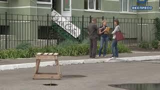 Пензенцы вынуждены ремонтировать за свой счет аварийную тепломагистраль