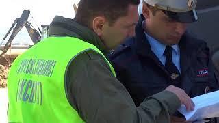 Сотрудники ГИБДД проверят автомобили с опасным грузом