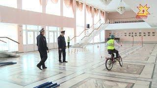 Чебоксарские школьники проверили свои знания правил дорожного движения
